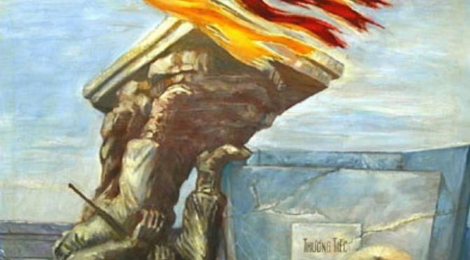 A chacun sa mémoire : Viêt-Nam / Canada, illustration d'une petite guerre des mémoires
