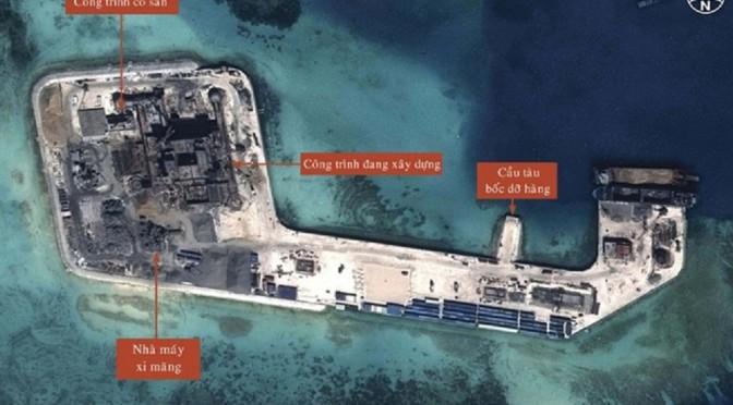 """Mer Orientale : la """"souveraineté territoriale"""" infondée de la Chine [Vietnam +]"""