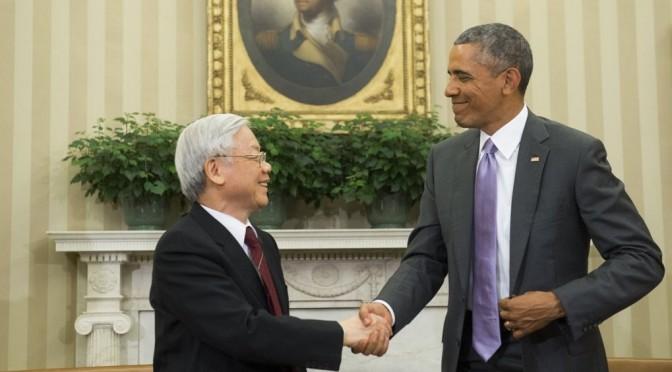 Vo Trung Dung : Vietnam et Etats-Unis – une nouvelle ère stratégique ?