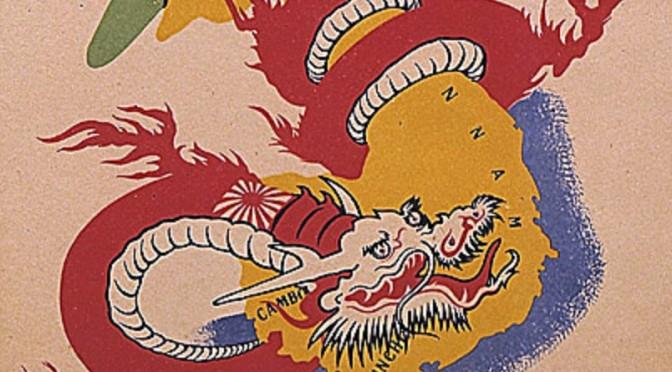 Franck Michelin : Un pont entre deux guerres – l'invasion de l'Indochine par le Japon 1940-41 [séminaire IAO]