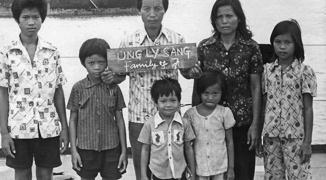 Nam Moi: A Young Girl's Story of Her Family's Escape from Vietnam