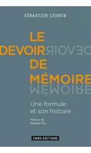Ledoux_LeDevoirDeMémoire