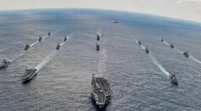 L'Asie et la Mer, entre enjeux et conflits – Journée d'études – vendredi 18 mars 2016 – IrASIA