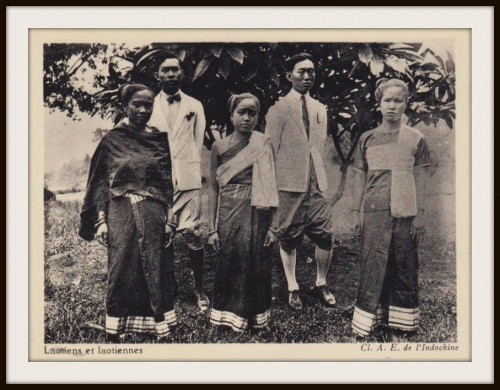 Laotiens&Laotiennes