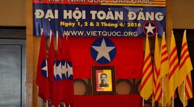 VNQDĐ 2016 : Unification et nouvelle espérance du nationalisme vietnamien