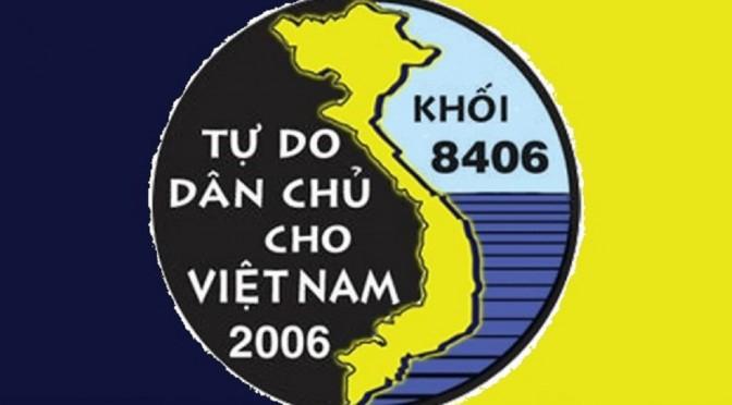 Khối 8406 : Tuyên ngôn Tự do Dân chủ cho Việt Nam 2006