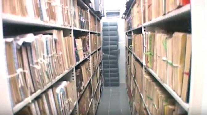 Một ngày ở Trung tâm Lưu trữ quốc gia II [vidéo]