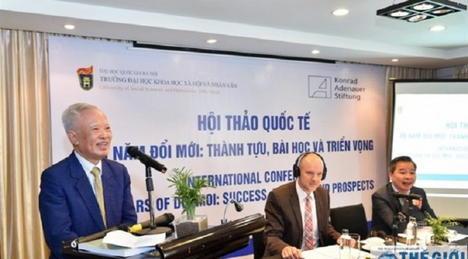 Second Doi moi needed: scholars [Viet Nam News]