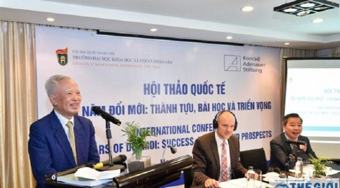 Second Doi moi needed: scholars [Viet Nam News]