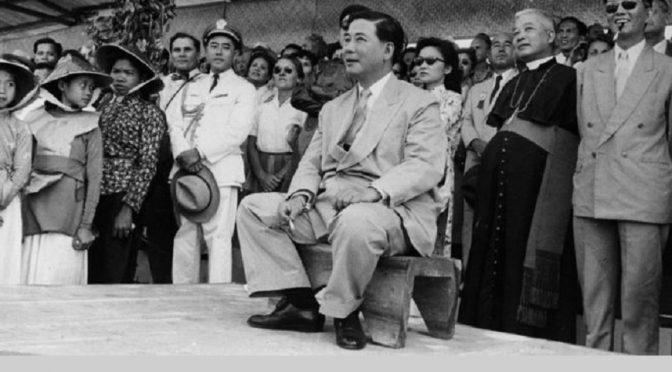 Nguyễn Quang Duy : Tổng thống Ngô Đình Diệm: Độc tài hay nhân trị? [BBC]
