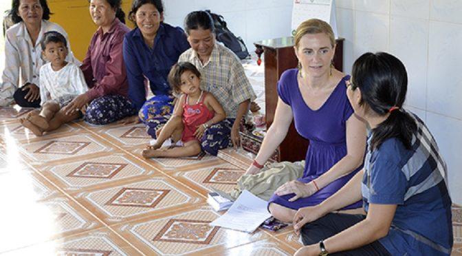 Clémence Schantz : Construire le corps féminin à travers les pratiques obstétricales à Phnom Penh, Cambodge [thèse]