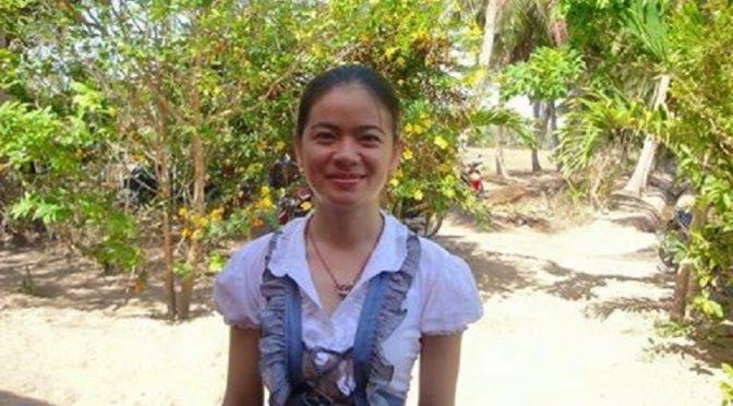 Nguyễn Đặng Minh Mẫn, une photo-journaliste et lanceuse d'alerte emprisonnée depuis 2011