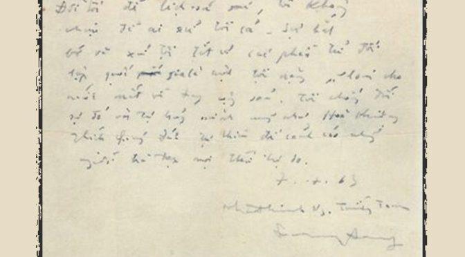 """François Guillemot : """"Disparaître pour survivre à l'histoire : la mort volontaire de l'écrivain Nhất Linh"""""""
