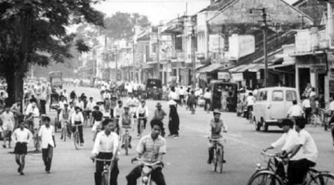 "Dịu-Hương Nguyễn – ""Eve of Destruction: A Social History of Vietnam's Royal City, 1957-1967"" [PhD]"