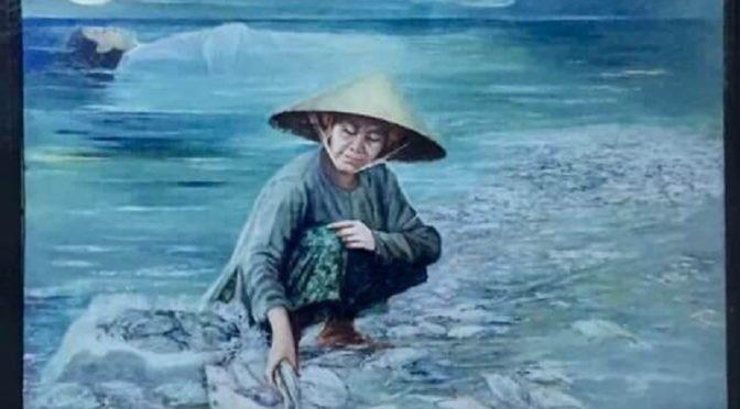 """Le lourd silence de la mer vietnamienne : """"La mer morte"""" de Nguyên Công Nhân"""