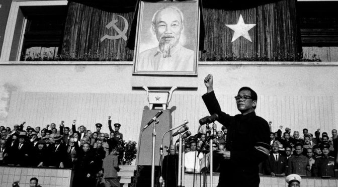 Lien-Hang Nguyen : North Vietnam Had an Antiwar Movement, Too [Aug. 25, 2017]