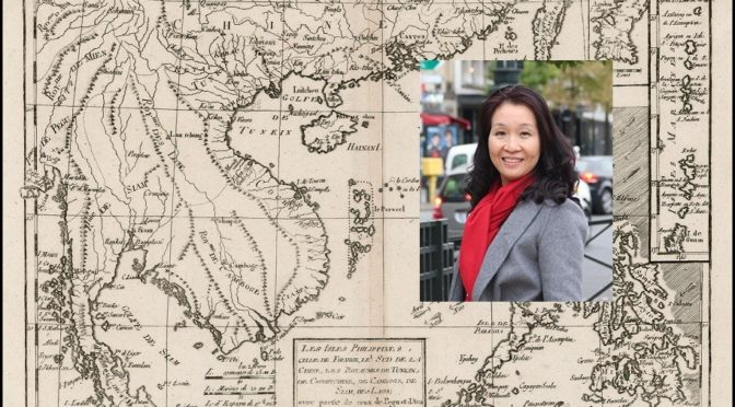 Nguyen Thi Hanh : Les questions frontalières sino-vietnamiennes et les impacts de la France sur ces questions