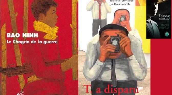 Les trois vagues de la littérature vietnamienne contemporaine traduite en français