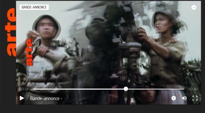"Ken Burns et Lynn Novick : ""The Vietnam War"" [Arte 19-27 septembre 2017]"