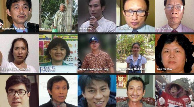 Free Vietnam's Political Prisoners! [HRW]