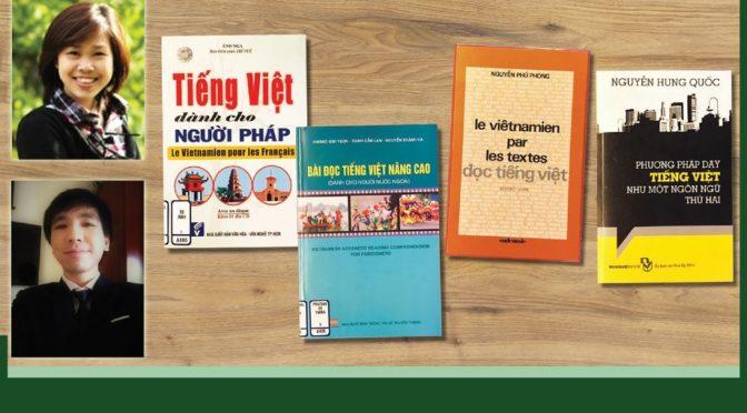 Nguyên Viêt Anh & Dao Huy Linh : Vers une approche pragmatique en didactique du vietnamien langue étrangère – 12 janvier 2018