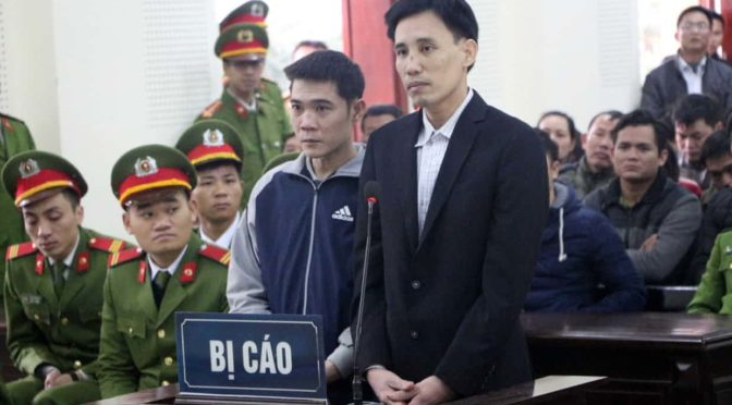 Vietnam jails activist for 14 years for livestreaming pollution march [The Guardian]
