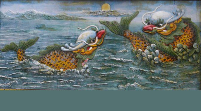 Nguyen Quoc-Thanh : Le culte de la baleine [parution]