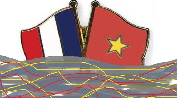 Belles perspectives… : discours officiel vietnamien et contre-discours à l'occasion du partenariat France Viêt-Nam