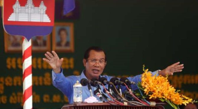 Bruno Philip : Hun Sen verrouille son emprise sur le Cambodge [Le Monde]