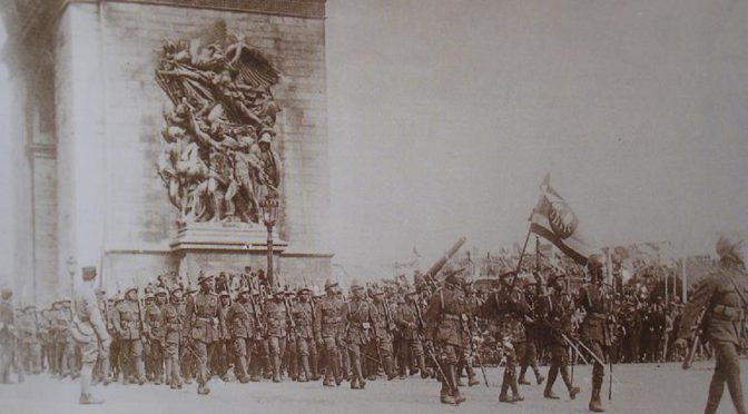 «Masters of Their Own Destiny»: Asians in the First World War and its Aftermath [call for papers]