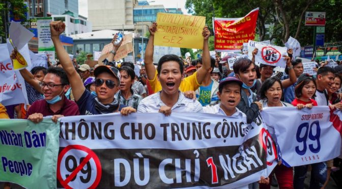 Khai Nguyen : A democratic revolution has just begun in Vietnam [Asia Times]