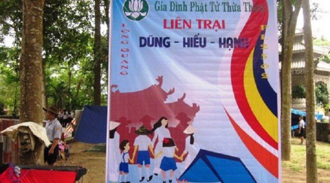 360 jeunes bouddhistes déjouent la répression policière contre le Mouvement Bouddhiste de la Jeunesse [Quê Me]