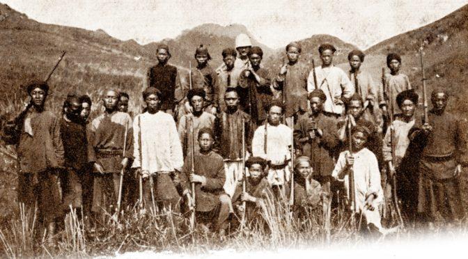 Johann Grémont : « Une frontière impossible à garder ? Le défi quotidien du maintien de l'ordre entre Chine et Viêt Nam (1895-1940) »