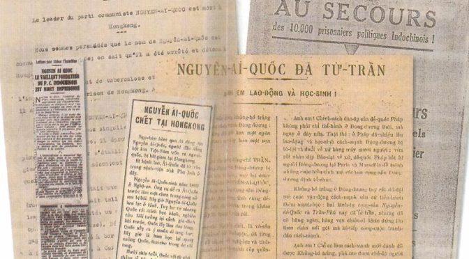 Correspondance internationale : Nguyên Ai Quôc est vivant ! [1933]