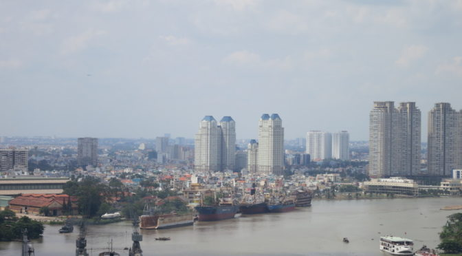 Nguyen Tuyet : Risk of eutrophication in the Saigon River: impacts of the Ho Chi Minh Megacity (Vietnam) [PhD Thesis]