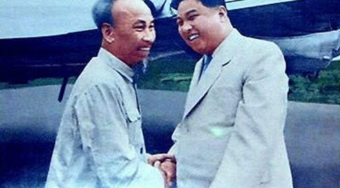 A brief rundown of North Korea-Vietnam relations