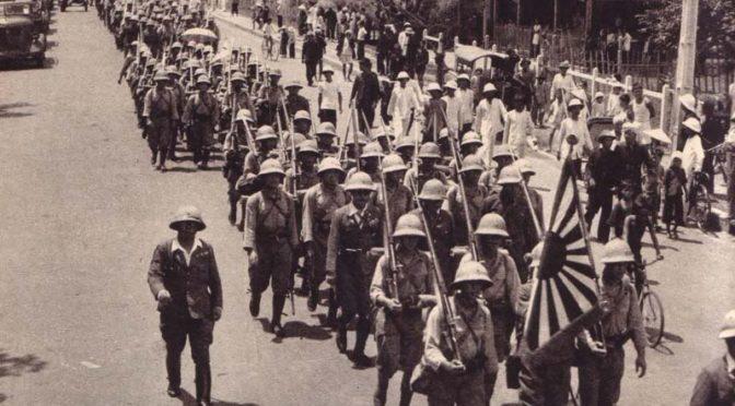 Franck Michelin : La guerre du Pacifique a commencé en Indochine, 1940-1941 [parution]