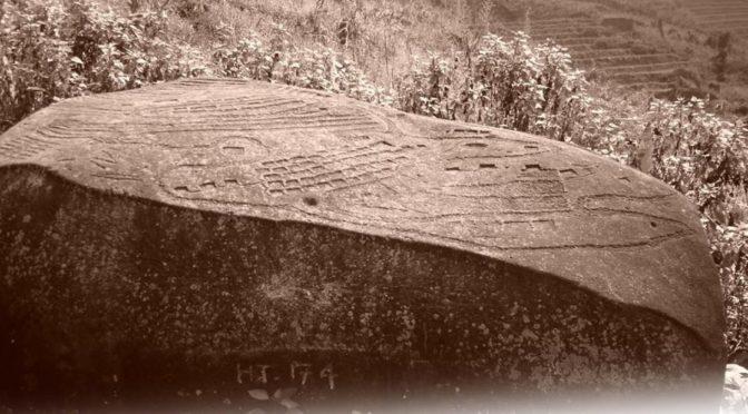 Philippe Le Failler : Les pétroglyphes de Sapa, province de Lào Cai, Vietnam – IAO, 12 avril 2019