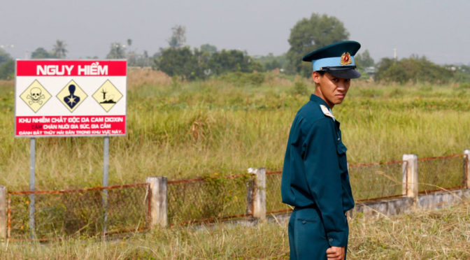 George Black: Fifty Years After, A Daunting Cleanup of Vietnam's Toxic Legacy