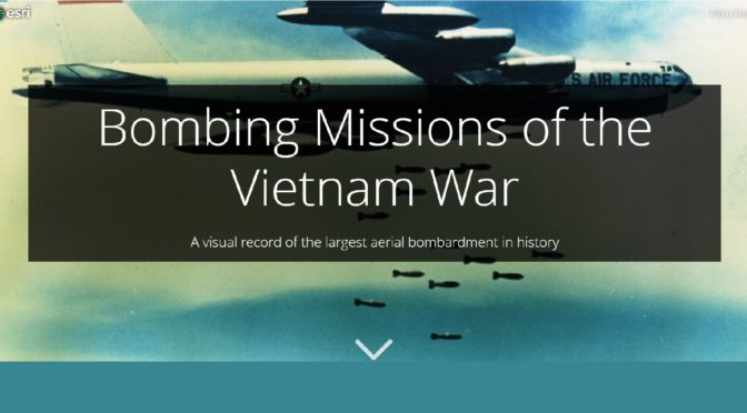 Thomas Cooper : Bombing Missions of the Vietnam War