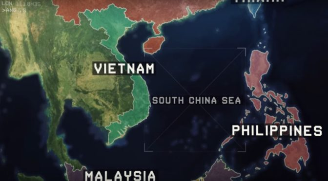 China's Maritime Militias in the South China Sea [Vidéo]