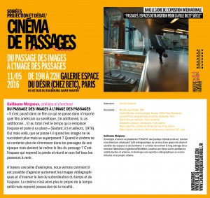 Cinema de passages_flyer1_G.Meigneux