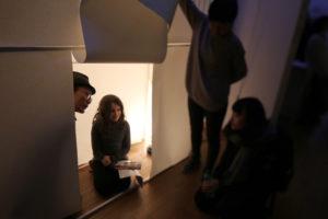 Jour 5 Soirée test des 4 architectoys avec un groupe de 10 enfants