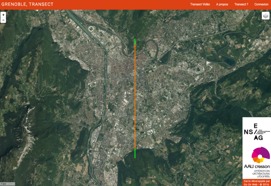 Grenoble Transect