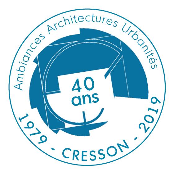 Logo 40 ans CRESSON