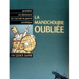 Sapir-La-Mandchourie-Oubliee-Livre-855153554_ML