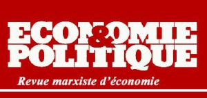 Economie et politique