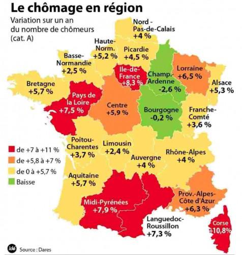 Chom-Regions