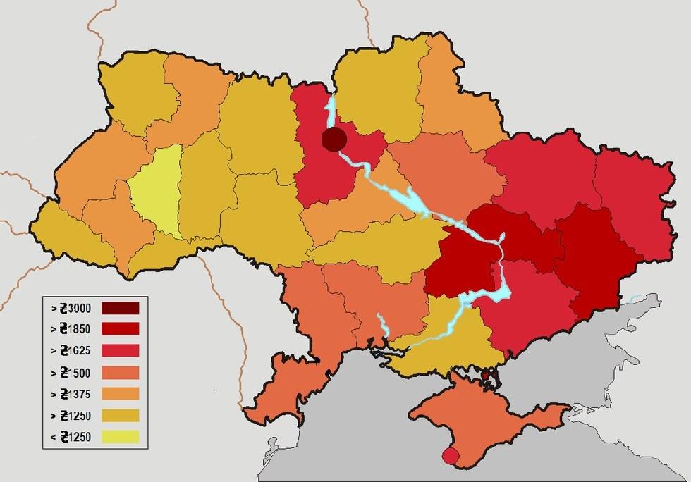 What Future For Ukraine RussEurope - Maps ukraine to us