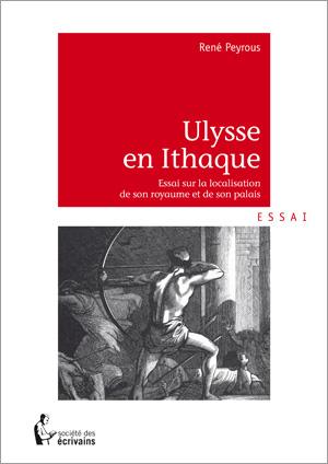 Couverture du livre : Ulysse en Ithaque, de René Peyrous